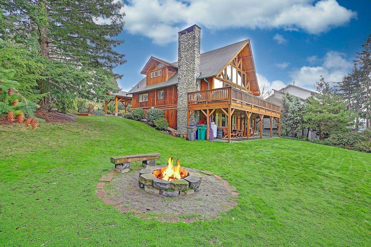 Pacific Northwest-Airbnbs Camano Island