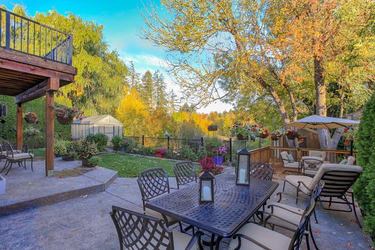 Pacific northwest airbnb Salem Oregon