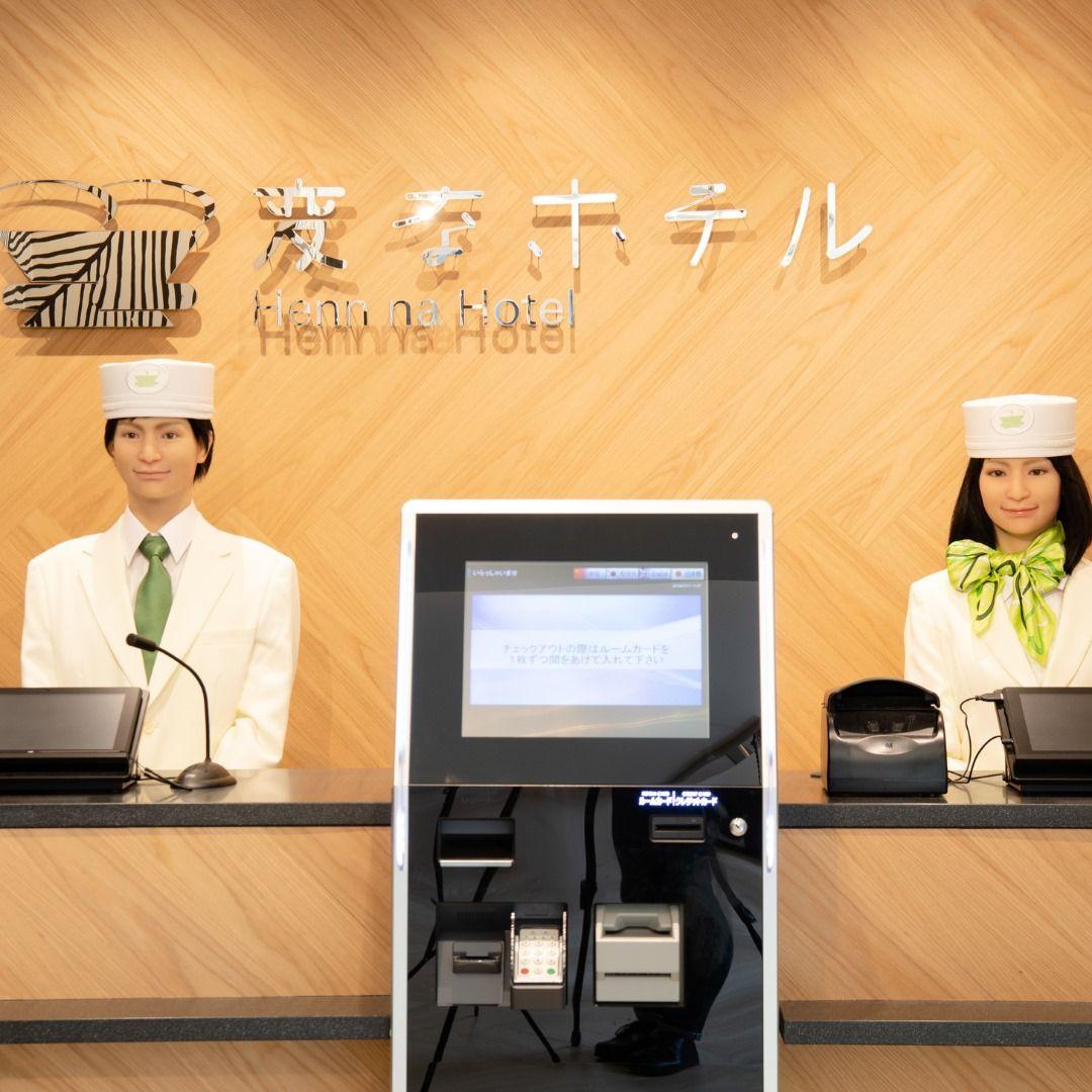 Robot-hotel