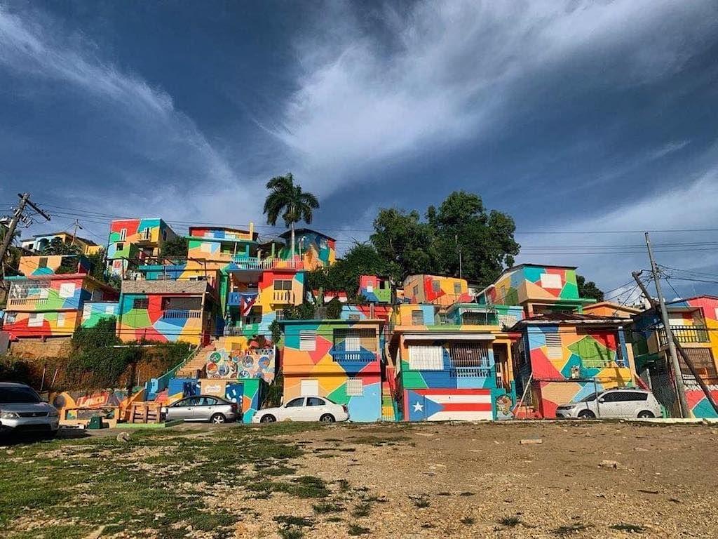 Street art in Rio Grande Puerto Rico