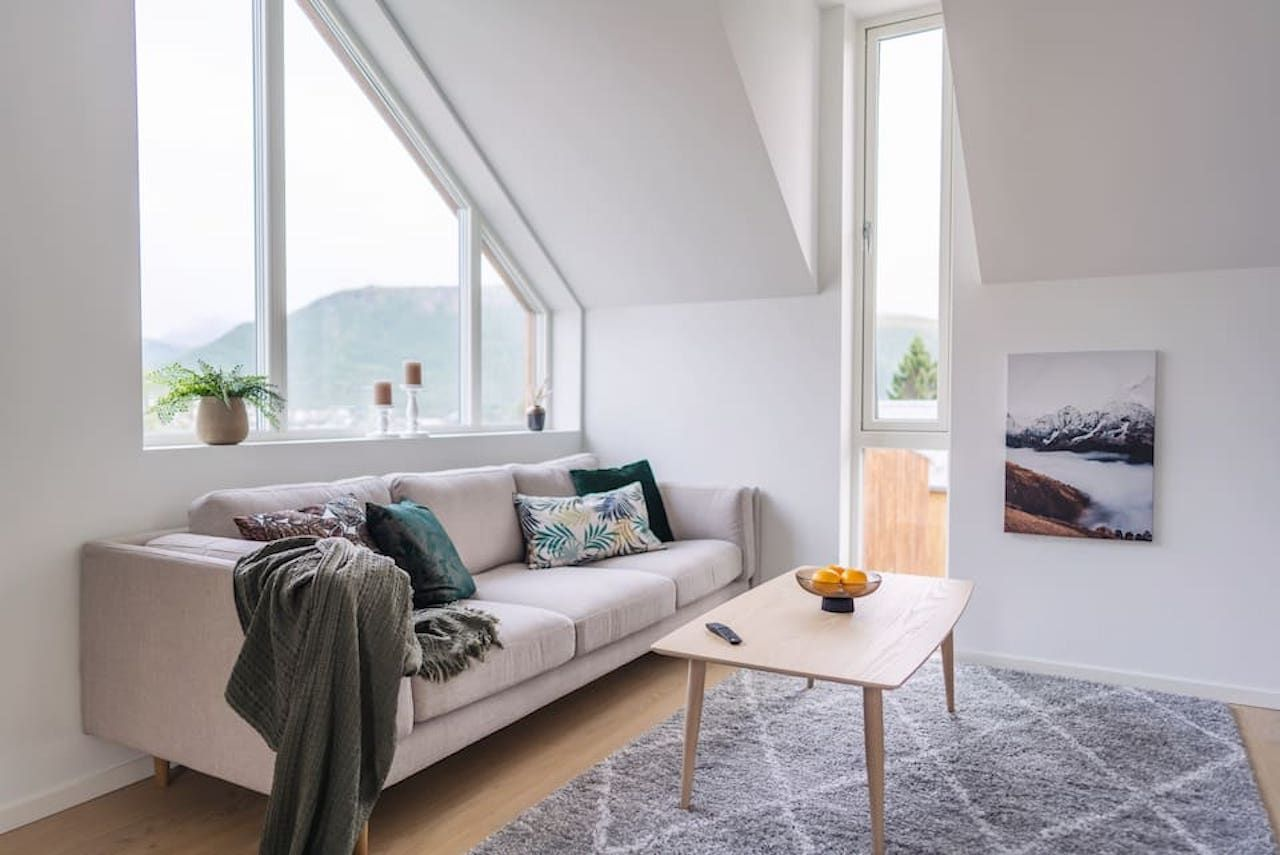 northern norway airbnbs apartment Tromso City