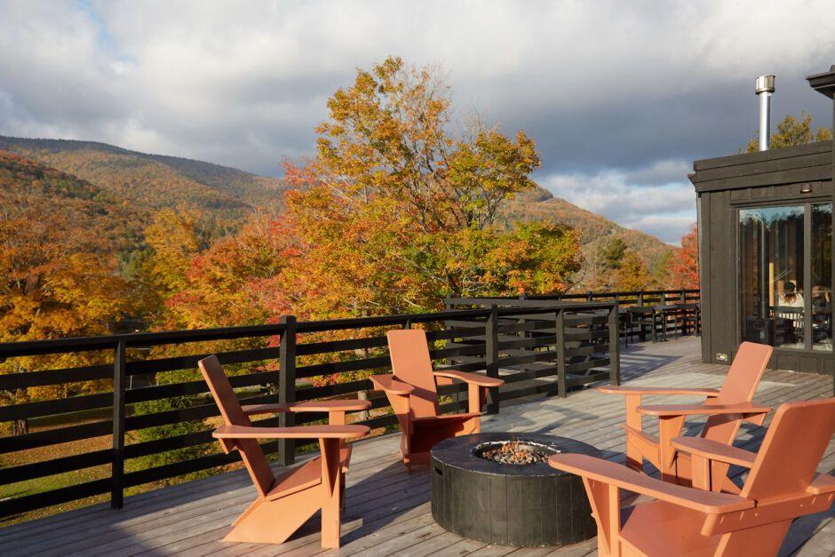 scribners catskill lodge fall foliage hotels catskills