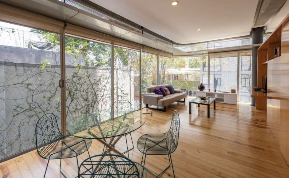 spacious apartment polanco airbnbs