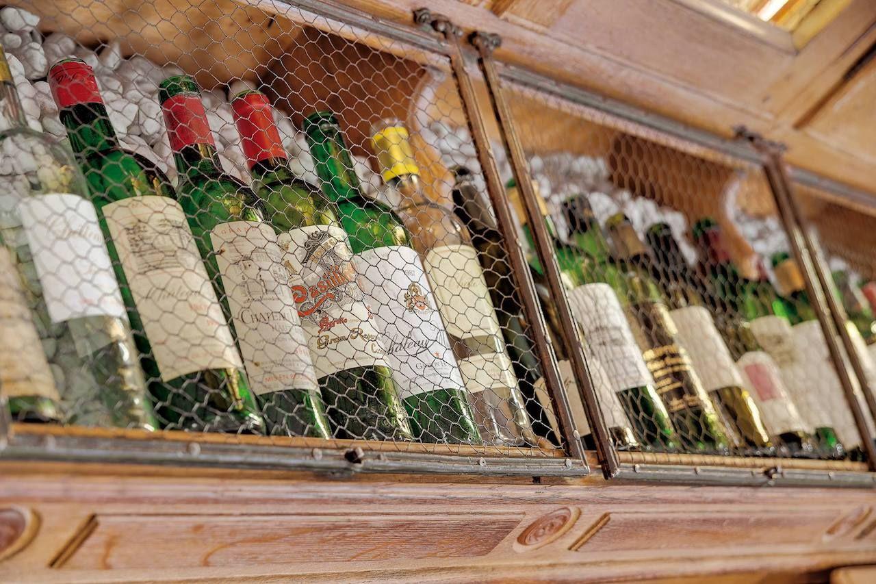 vinothek by geisel in munich germany wine locker