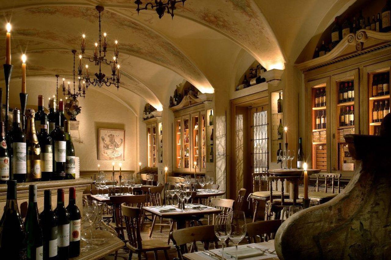 vinothek by geisel interior