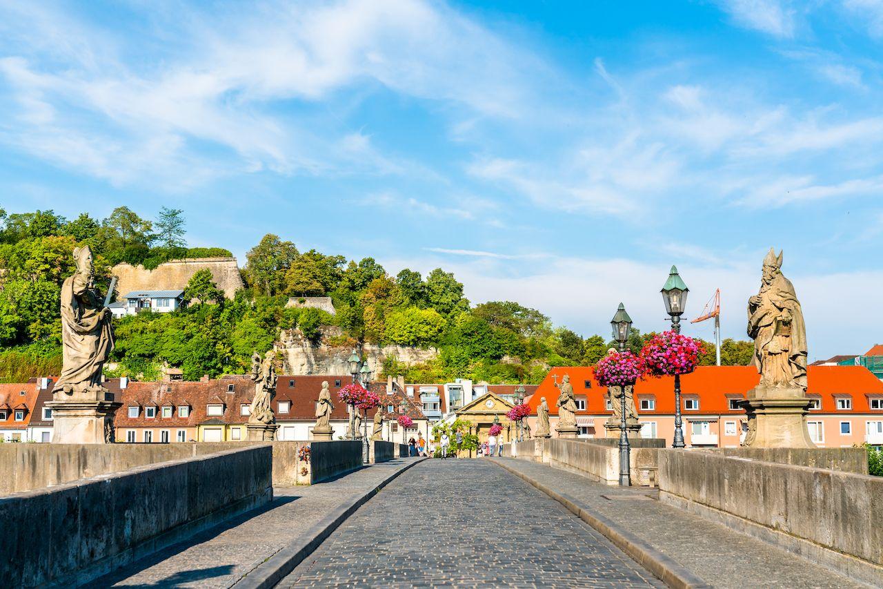 Würzburg germany in franconia
