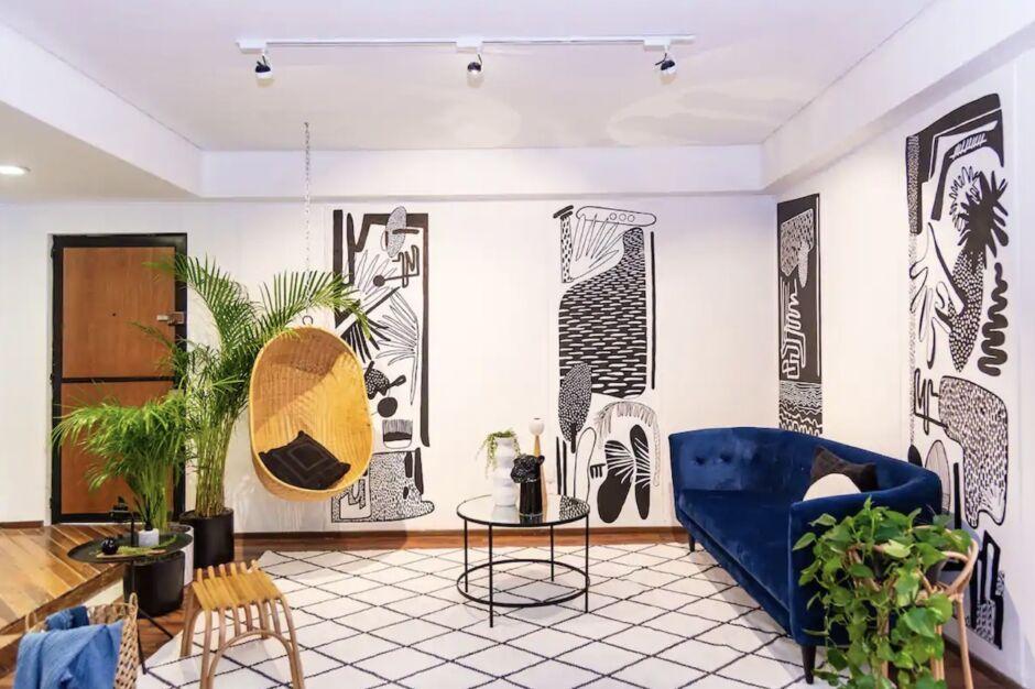 yucatan style apartment polanco airbnbs