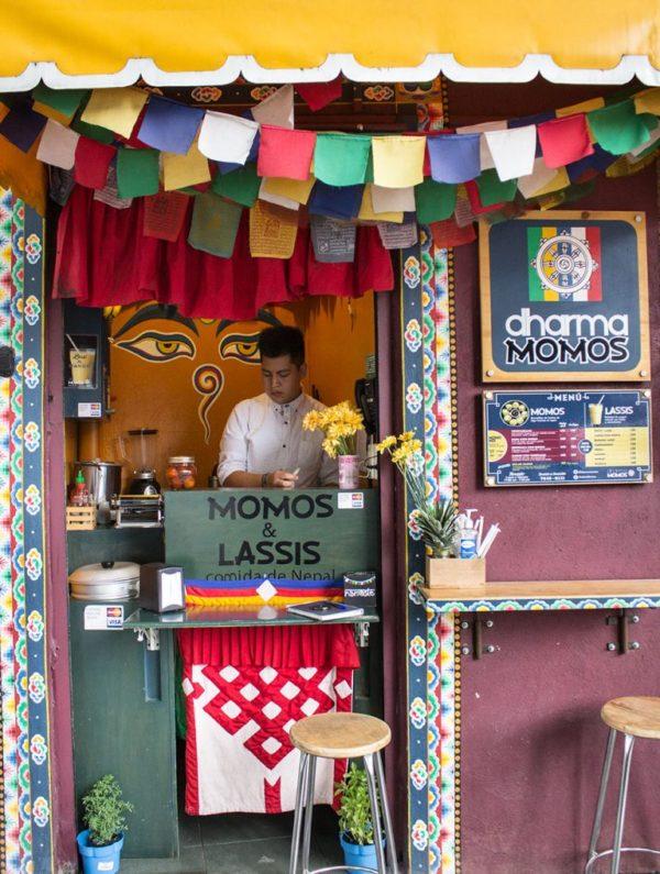 comida internacional en la Ciudad de México
