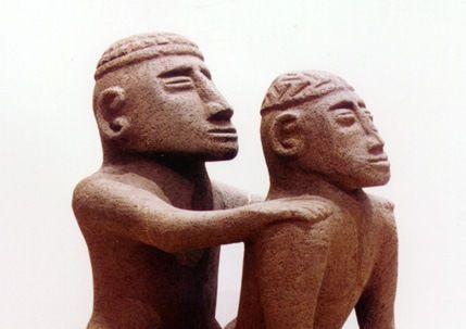 homosexualidad en la América prehispánica