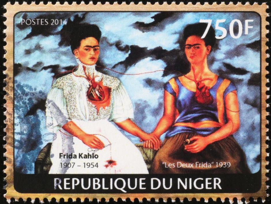 obras perturbadoras de Frida Kahlo Las Dos Fridas