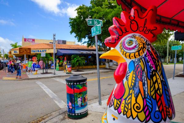 Little Havanna en Miami