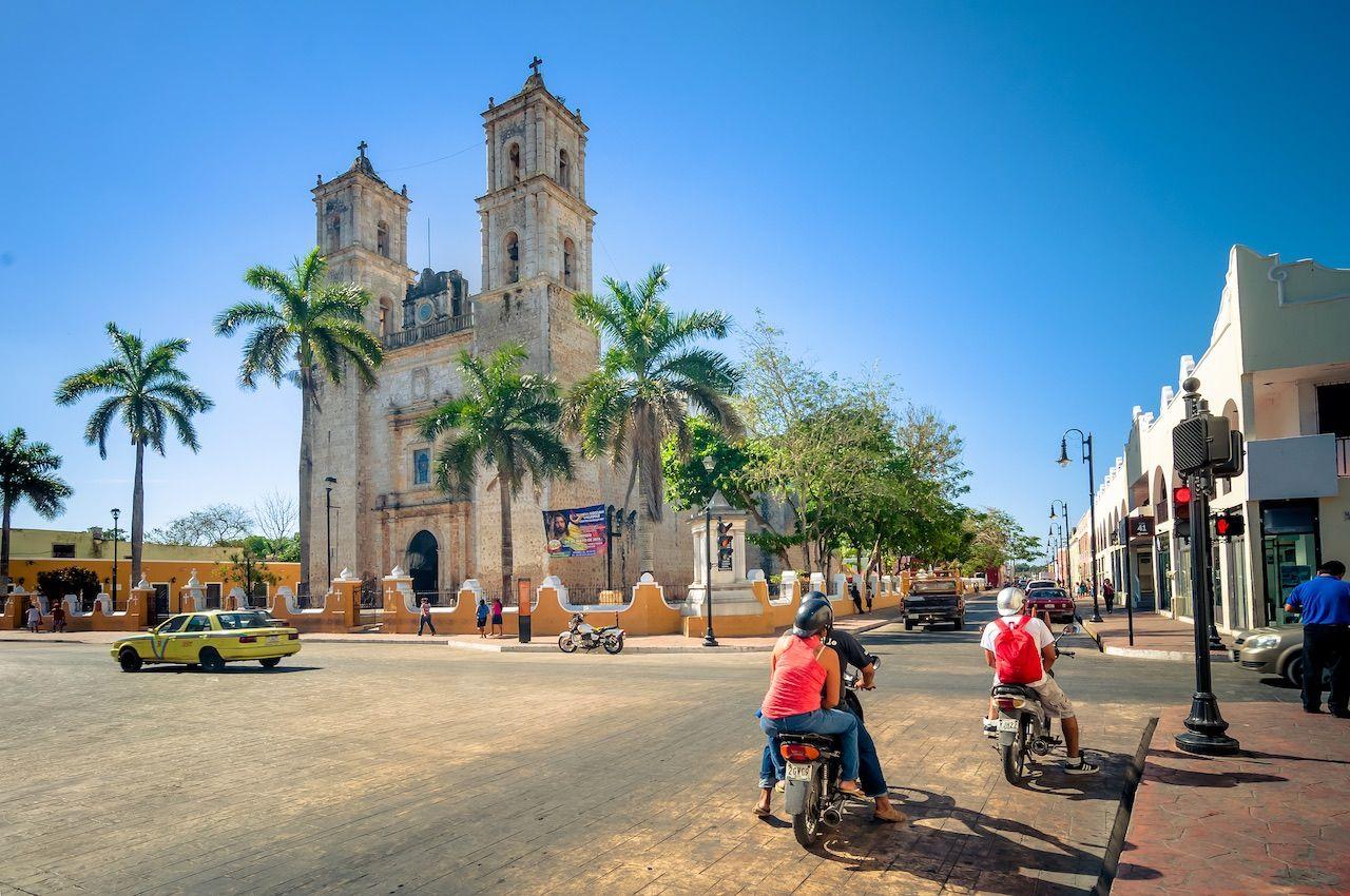 Valladolid, otro de los lugares campiranos en México.
