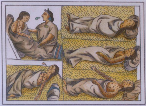 plagas y epidemias en México prehispánico