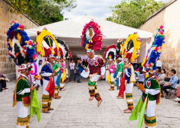 danzas tradicionales de Oaxaca
