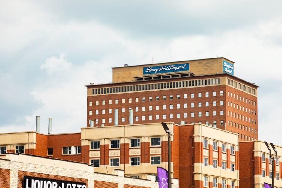 Henry Ford Hospital Detroit Estados Unidos