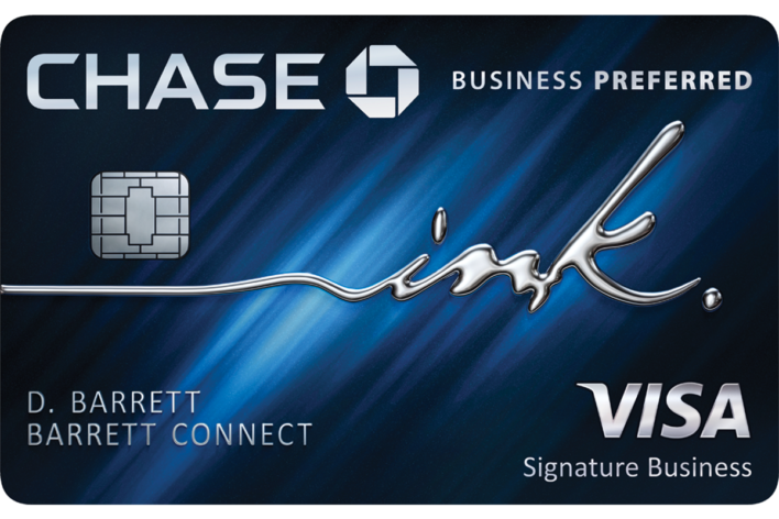 Chase Ink Business Preferred